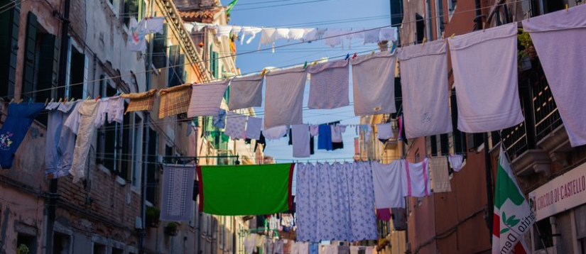 Dirty Laundry Can Ruin Your Marriage