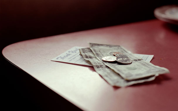 Marriage Blog: Leave the Money on the Nightstand