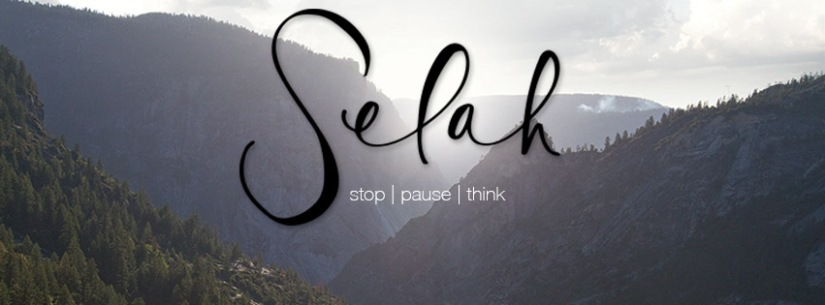 Day 24 – Selah 2-Minute Devo#SELAH40