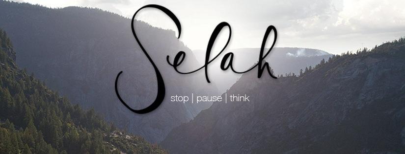 Day 33 – Selah 2-Minute Devo#SELAH40