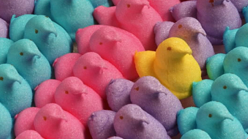 The Kingdom of Peeps. 4 ways to engage in Easter.