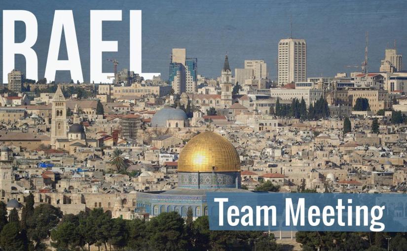 Israel Trip PrepVideos