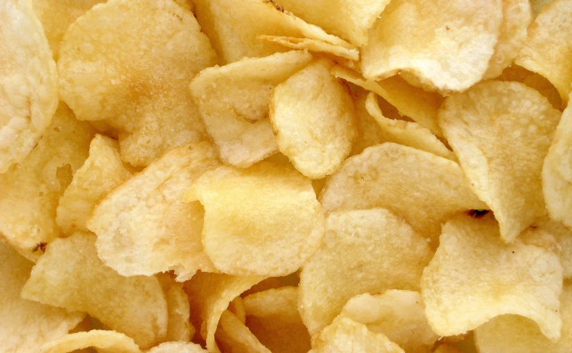 Chips are Bad for the Heart: 4 Reasons Why You Can't Minister with a Chip on YourShoulder