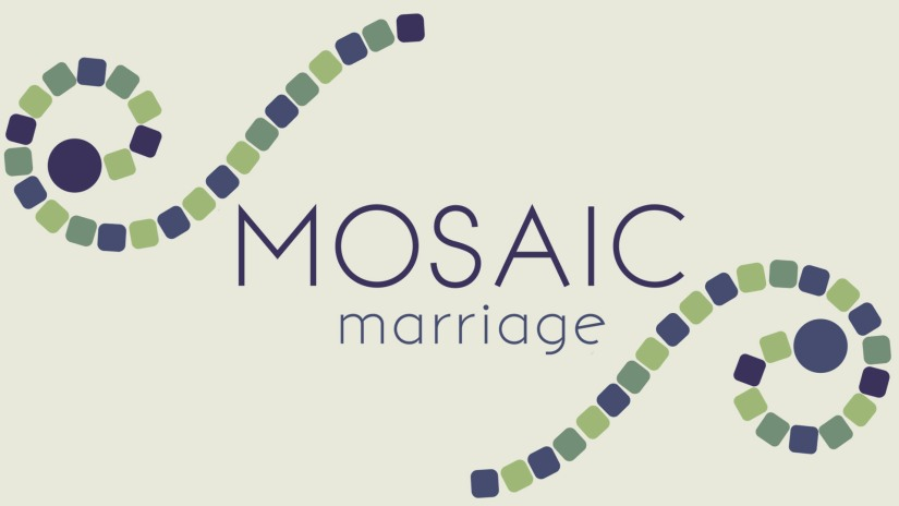 "My New Book ""Mosaic Marriage"" Available in 3 Formats!"