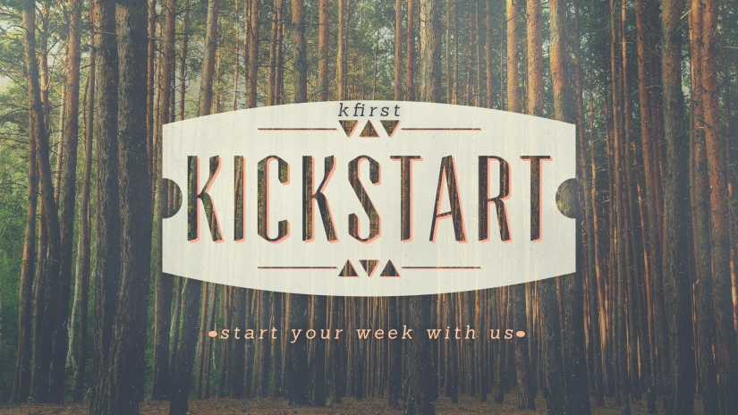 "Monday Kfirst Kickstart: ""Hope For The Broken-hearted"" with Jarrid Wilson"