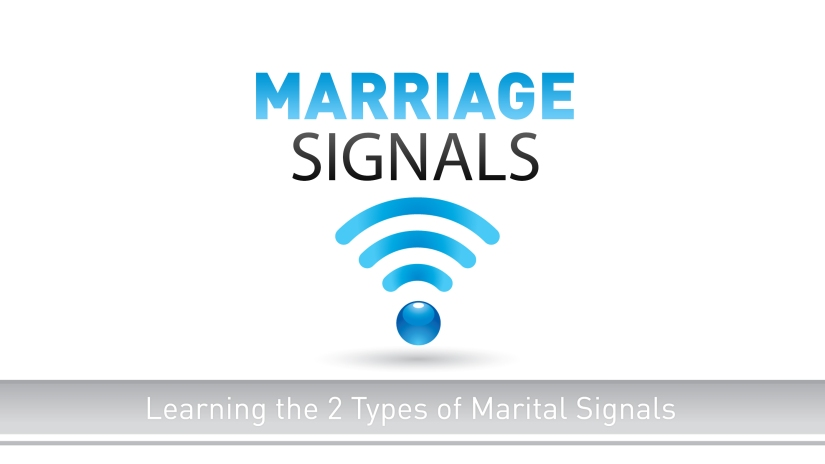 Turn Signals: 2 Types of Marital Signals