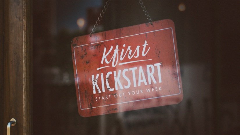 "Monday Kfirst Kickstart: ""Let it Settle"" #dANGERseries"