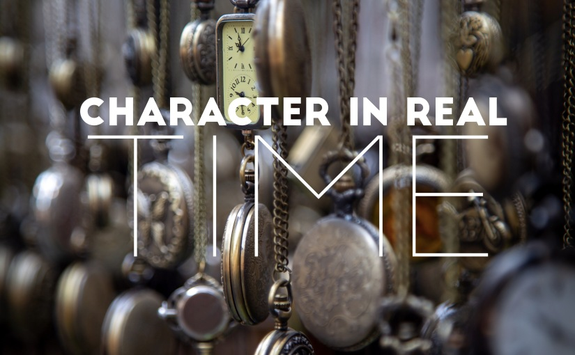 Character in Real-Time