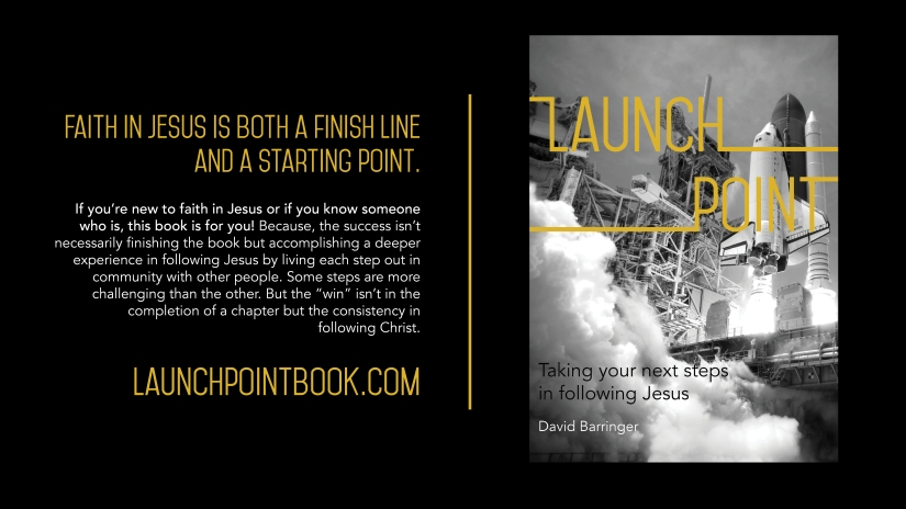 "New book ""Launch Point"" is here!! #LaunchPointBook"